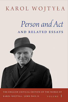 Picture of Person and ACT and Related Essays