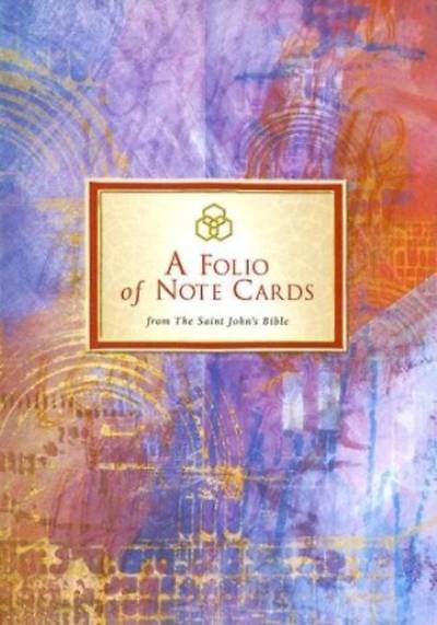 Picture of Psalms a Folio of Note Cards [With 10 Envelopes]