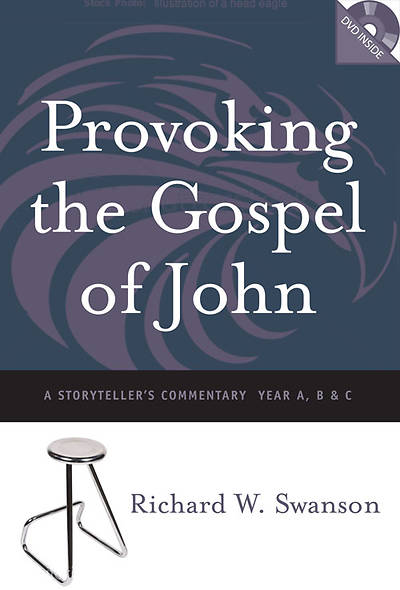 Picture of Provoking the Gospel of John