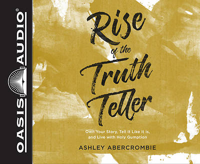 Picture of Rise of the Truth Teller (Library Edition)