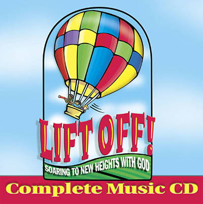 Vacation Bible School 2007 Lift Off! Complete Music CD VBS