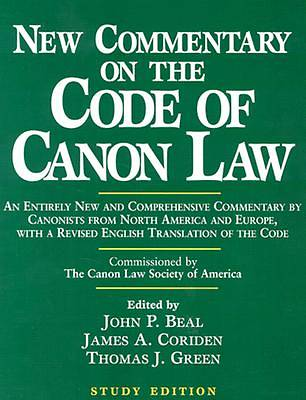 Picture of New Commentary on the Code of Canon Law