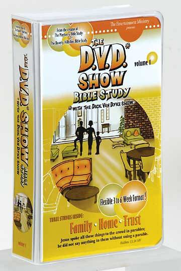 Dick Van Dyke Bible Study Volume 1 Video Leader Kit