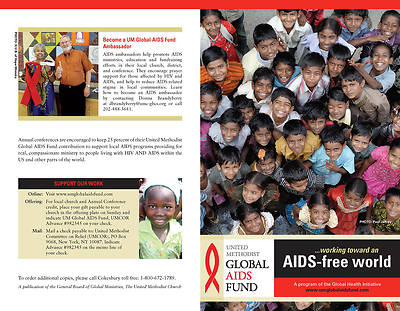The United Methodist Global AIDS Fund Brochure