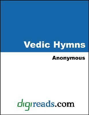 Vedic Hymns [Adobe Ebook]