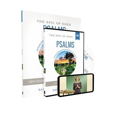 Picture of Book of Psalms Study Guide with DVD