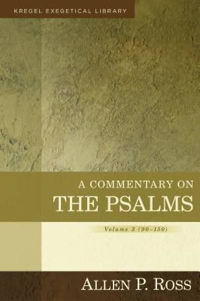 Picture of A Commentary on The Psalms