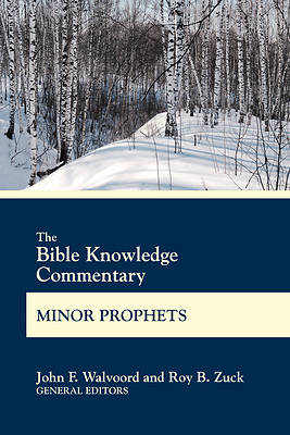 Bk Commentary Minor Prophets