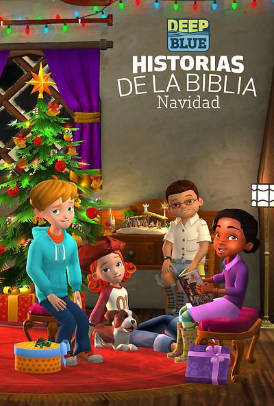 Picture of Deep Blue Historias de la Biblia Navidad