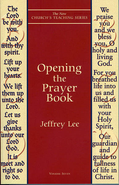 Picture of Opening the Prayer Book