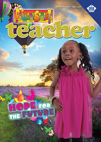 UMI Primary Street Teacher Guide Spring 2013