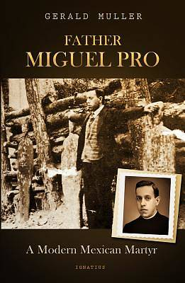 Picture of Father Miguel Pro