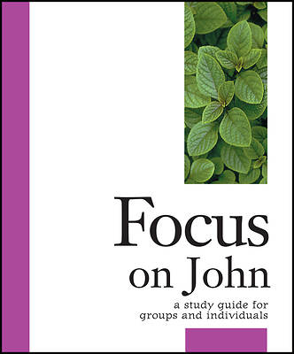 Focus on John