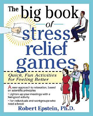 Picture of The Big Book of Stress Relief Games