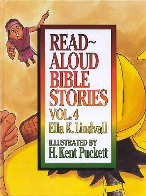 Read-Aloud Bible Stories Volume 4