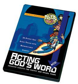 Acting Gods Word Enhanced CD