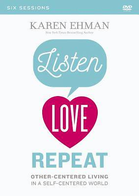 Picture of Listen, Love, Repeat: A DVD Study