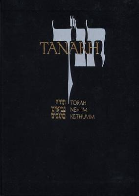 Bible JPS Hebrew-English Tanakh