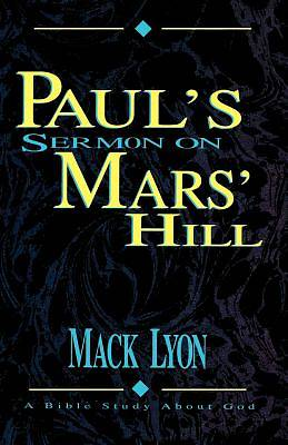 Picture of Paul's Sermon on Mars' Hill