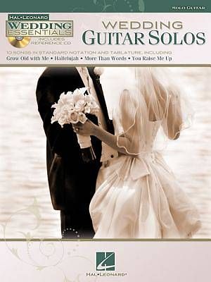 Wedding Guitar Solos With CD (Audio)