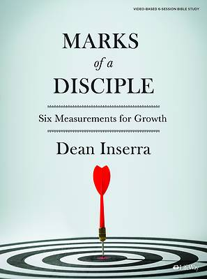 Picture of Marks of a Disciple - Bible Study Book