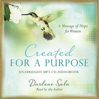 Created for a Purpose Audio (CD)