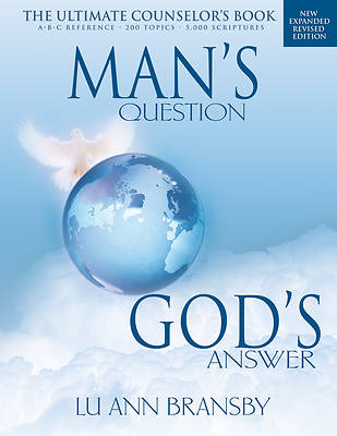 Picture of Man's Question, God's Answer