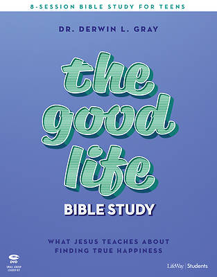 Picture of The Good Life - Teen Bible Study Leader Kit