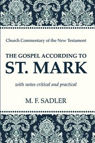Picture of The Gospel According to St. Mark