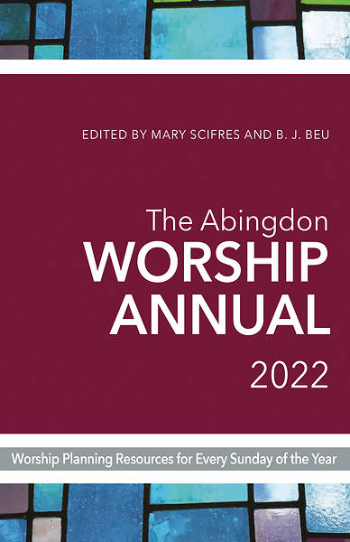 Picture of The Abingdon Worship Annual 2022
