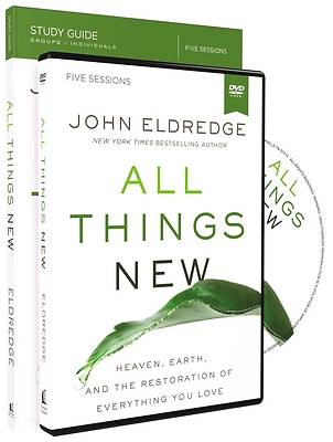 Picture of All Things New Study Guide with DVD