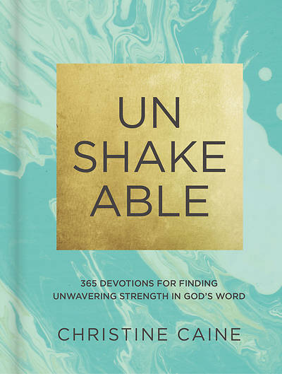 Picture of Unshakeable