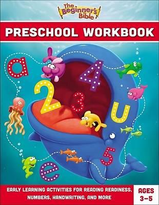 Picture of The Beginner's Bible Preschool Workbook