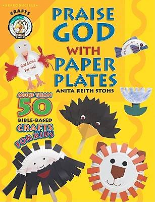 Picture of Praise God with Paper Plates