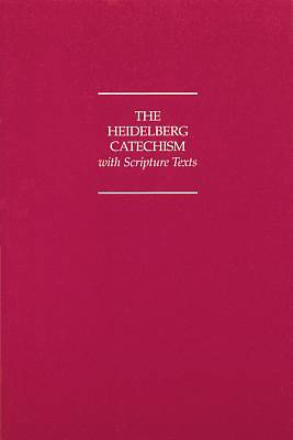 Picture of Heidelberg Catechism with Text