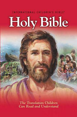 Big Red Holy Bible - Updated Classic Art