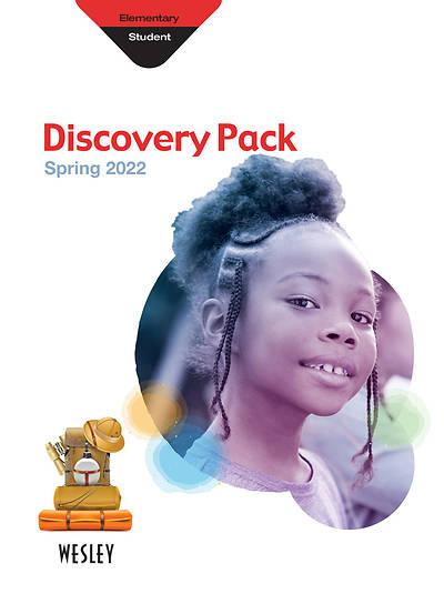 Wesley Elementary Bible Discovery Pack Spring 2016
