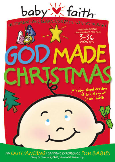 God Made Christmas DVD