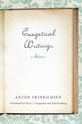 Exegetical Writings