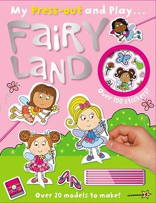 Picture of Press-Out and Play Fairy Land