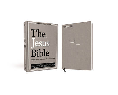 Picture of The Jesus Bible, NIV Edition, Hardcover