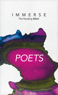 Picture of Immerse Poets (Softcover)