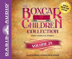 The Boxcar Children Collection, Volume 28