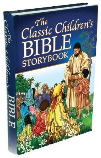 The Classic Childrens Bible Storybook