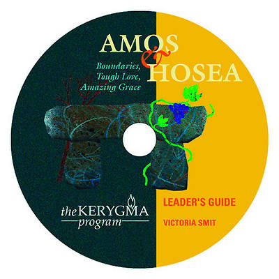 Kerygma - Amos and Hosea Leaders CD-ROM