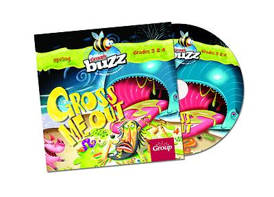 Picture of Buzz Grades 3-4 Gross Me Out CD Spring 2020