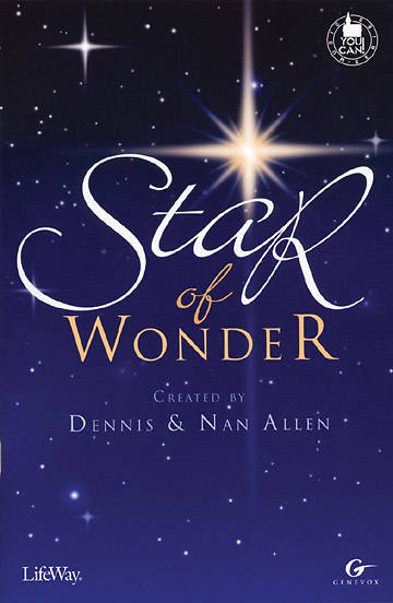 Star of Wonder Choral Book