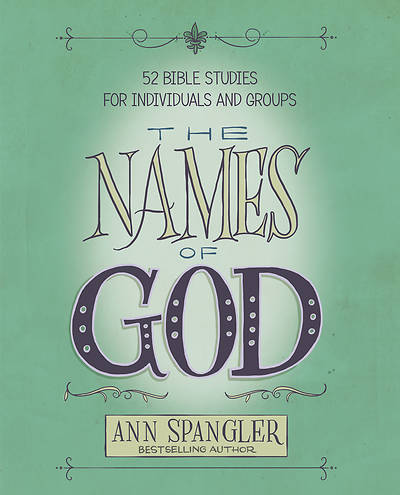 Picture of The Names of God