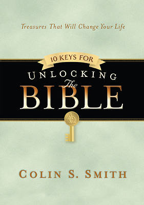 Picture of 10 Keys for Unlocking the Bible