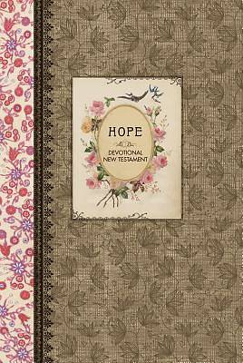 Hope Devotional New Testament New Living Translation